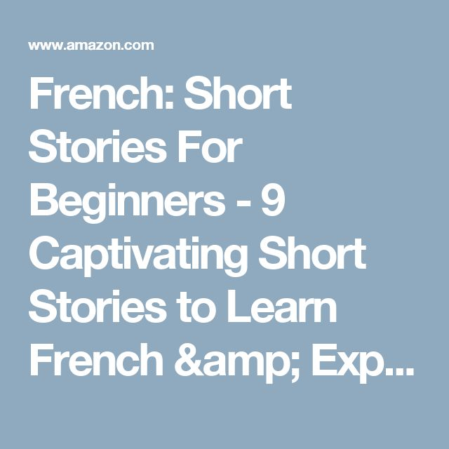 Learn french for beginners podcast