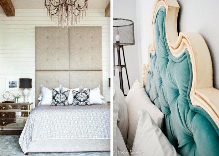 Изголовье кровати: 50 идей | Sweet home