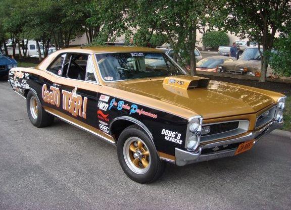 A Major Contributor to the American Muscle Car Era: The Pontiac GTO Ti-GRRRRR! #MuscleCars #LoveOnlineToday.com