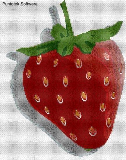 53 mejores im genes sobre frutas en punto de cruz en - Dibujos para hacer punto de cruz ...