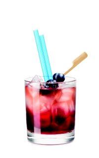 Osvěžující letní drinky z vína a vody