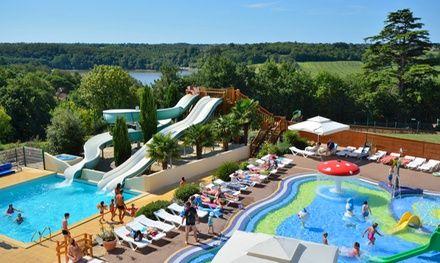 Groupon Voyages à La Chapelle Hermier : Camping 5* avec espace aquatique en Vendée: #LACHAPELLEHERMIER En promotion à 149€. Camping 5* à…