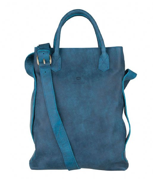 Shabbies Bag Medium baltico Shabbies | The Little Green Bag
