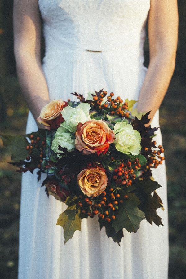 Brautstrauss Herbst                                                       …