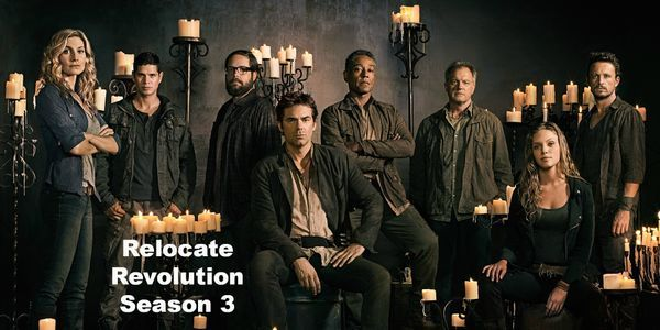 Revolution Season 3- Sign the petition to get the show continued by another channel!