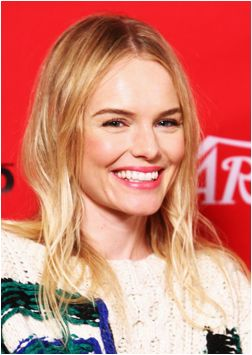 KATE BOSWORTH PREPS WINTER WEARY SKIN BEFORE APPLYING BOLD MAKEUP: Beautiful Coincidence, Bosworth Pink, Kate Bosworth, Bosworth Beautiful, Colors Melted, Kate Colors, Bosworth Prep, Bosworth Long, Celebrity Beautiful
