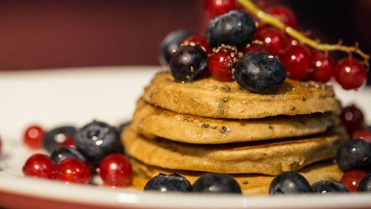 10 ricette per 10 colazioni da re perchè anche il momento della colazione deve basarsi su alimenti sani, genuini e buoni!