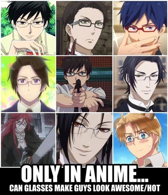 Why are four of these characters from black butler alone... Well! No complaints here!