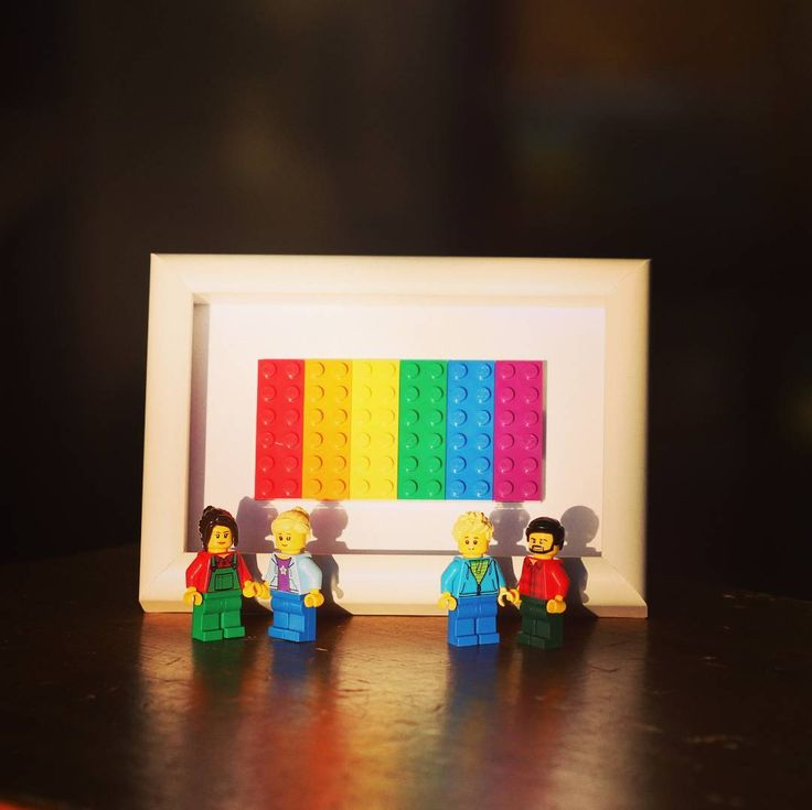 Happy 25th anniversary Whistler Pride!  #WeLoveWhatYouBuild #wlwyb #lego #legostagram #toys #toyslagram #toystagram #design #legominifigures  #legophotography  #legomania  #followme  #awesome  #minifigures  #want  #creativeminds  #creativeart  #city  #afol  #brickcentral  #collector  #build  #whistler  #whistlerpride  #pride  #gay  #gaywhistler  #anniversary  #lgbt  #rainbow