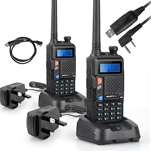 Baofeng 2 pack of BaoFeng UV-5X Long Range two-way radio UHF 400-520MHz VHF 136-174MHz Dual Band Dual Watch  No description (Barcode EAN = 0702334859926). http://www.comparestoreprices.co.uk/january-2017-2/baofeng-2-pack-of-baofeng-uv-5x-long-range-two-way-radio-uhf-400-520mhz-vhf-136-174mhz-dual-band-dual-watch-.asp
