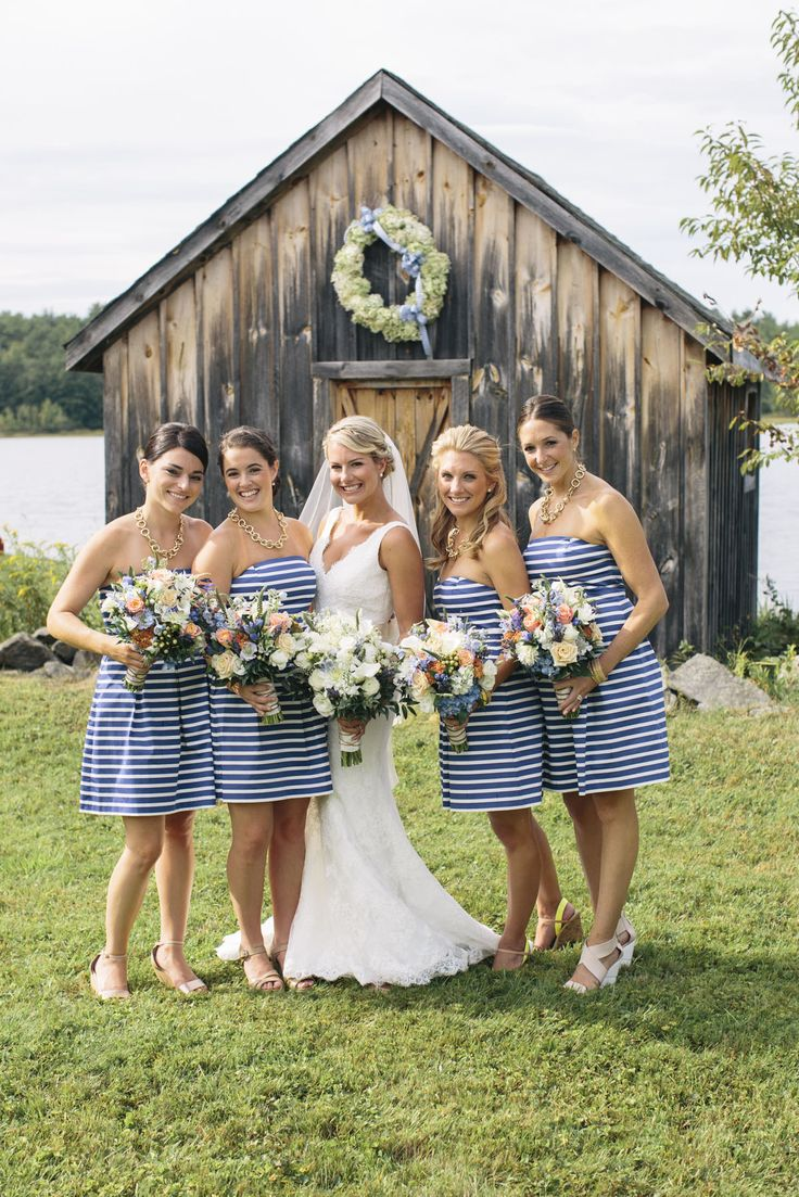 55 best bridal party pleasers images on pinterest marriage new hampshire campground wedding from kate preftakes photography ombrellifo Image collections