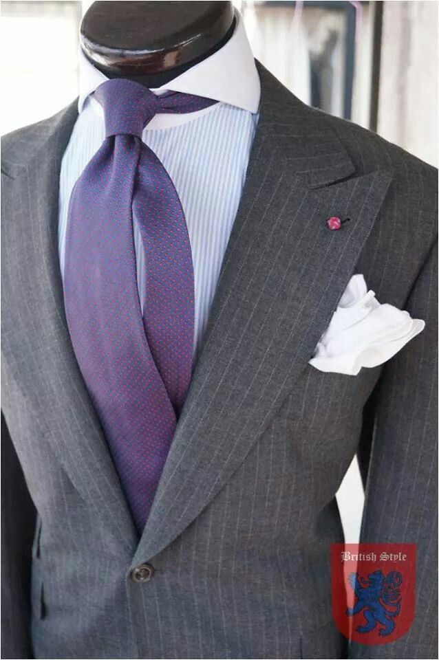 Details by British Style Suit Up SUITS ONLY!