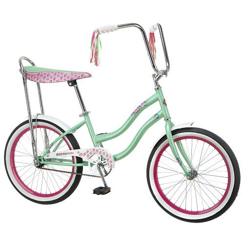 Girls' 20 Inch Schwinn Mist Polo Bike $149.99  #