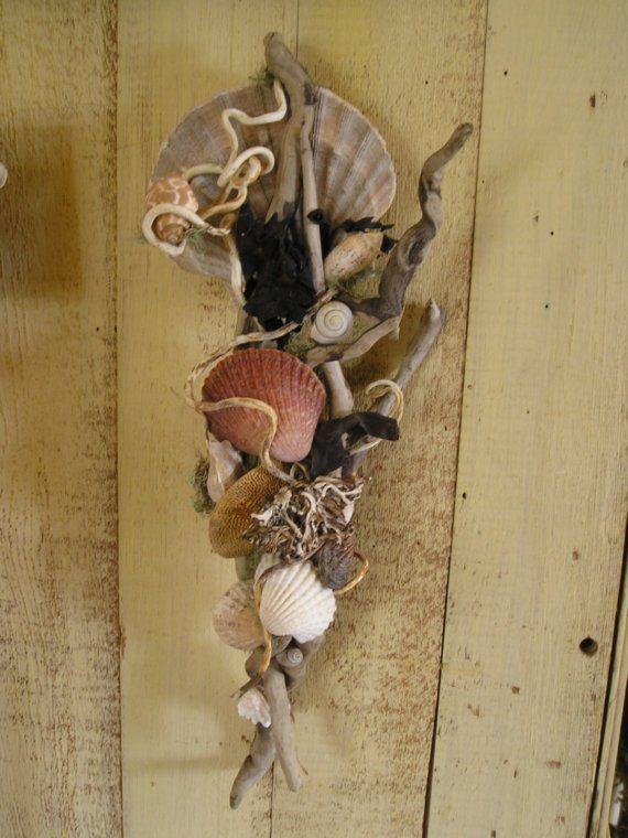 Beach Treasures by NaturallybyDenise on Etsy, $36.00