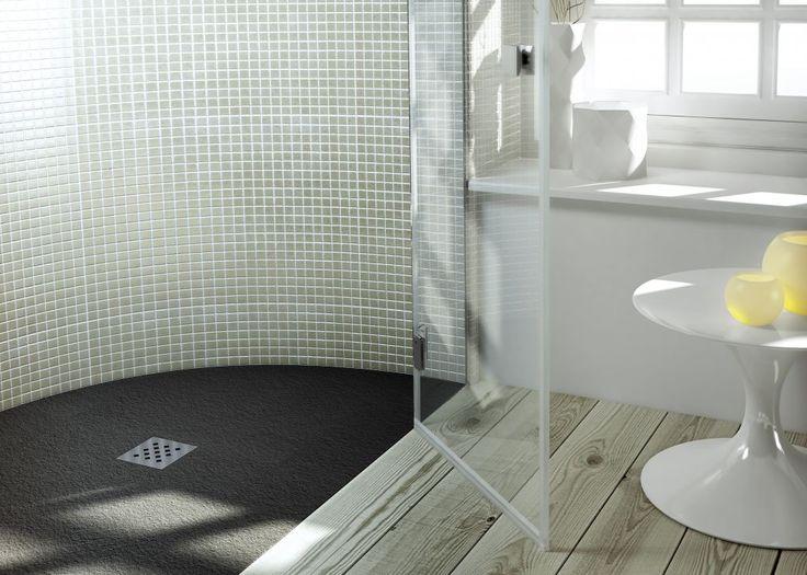 #ElaxCollection di @fiorabathrooms è facile da movimentare. Il suo materiale intelligente può essere manipolato con un taglierino e una leggera torsione. Si adatta così a qualsiasi spazio con facilità. È flessibile e si può arrotolare, facilitandone il trasporto e lo stoccaggio. www.gasparinionline.it #bathroom #shower #bagno #doccia #piattodoccia #style #interiors #arrestare #design
