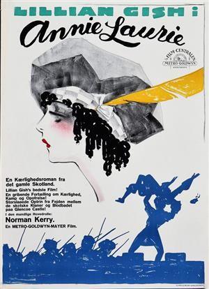 Lauritz.com - Graphic arts - Sven Brasch 'Annie Laurie' 1927 - DK, Vejle, Dandyvej