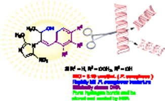 Discovery of novel nitroimidazole enols as Pseudomonas aeruginosa DNA cleavage agents