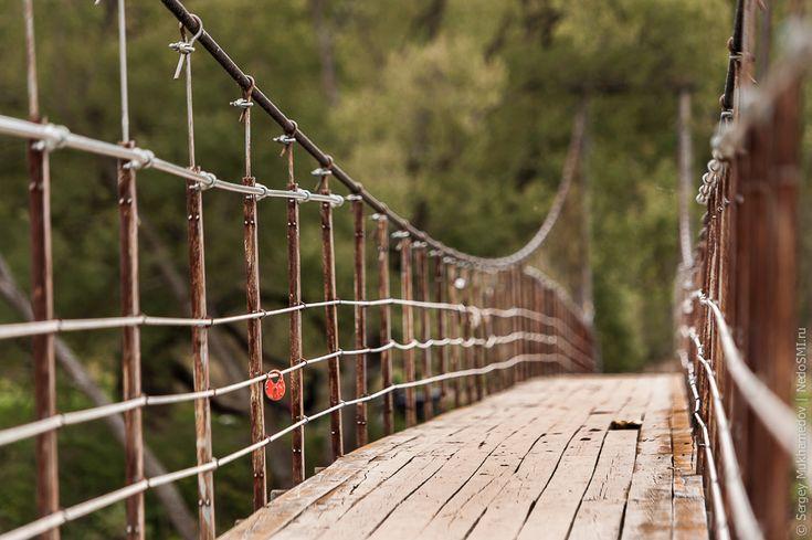 Висячие мосты Подмосковья: ottenki_serogo