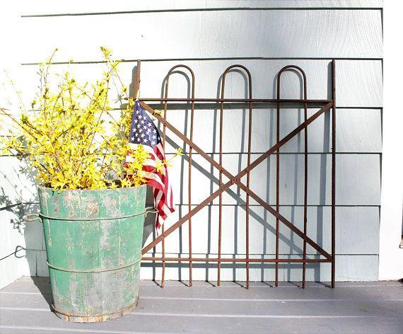 25+ Best Ideas About Iron Garden Gates On Pinterest