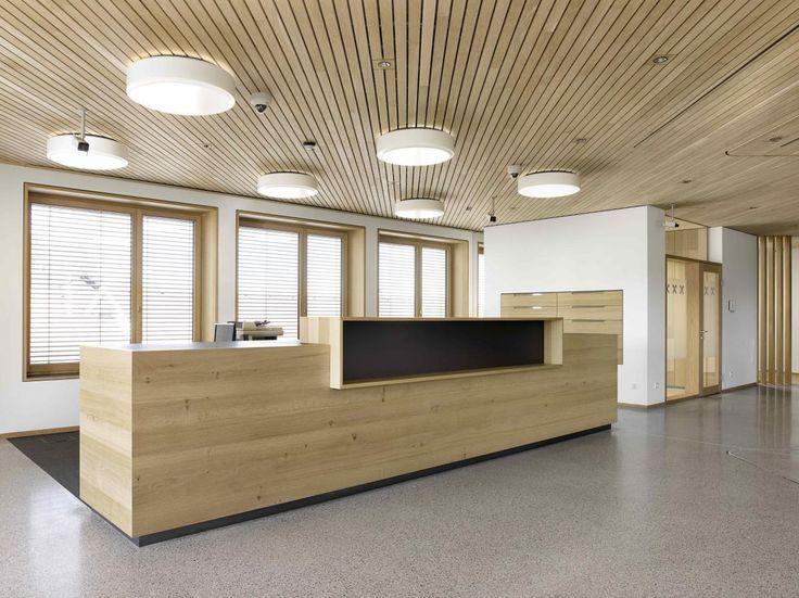Fresh Sanierung und Erneuerung des Kundenbereiches der Raiffeisenbank Sulzberg Bild