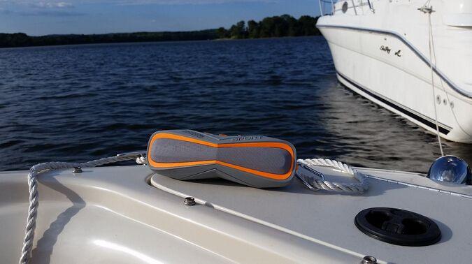 Outdoor Bluetooth Speaker Waterproof Wireless | Bluetooth Speaker | Pinterest | Bluetooth, Bluetooth speakers and Waterproof bluetooth speaker
