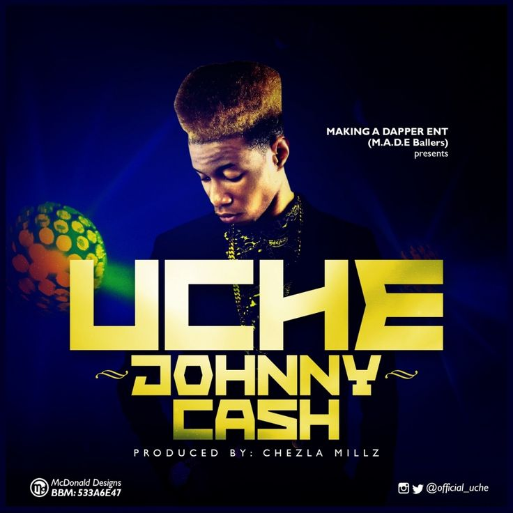 Johnny Cash –BY- Uche [MP3]