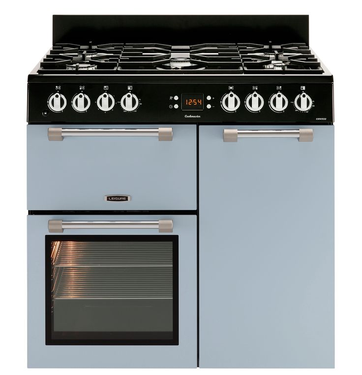 Leisure Duel Fuel Range Cooker with Gas Hob, CK90F232B | Departments | DIY at B&Q