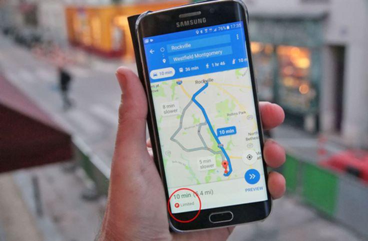 Google Maps'in son özelliği park yerinizi hatırlatıyor - https://teknoformat.com/google-mapsin-son-ozelligi-nereye-park-ettiginizi-hatirlatiyor-11580