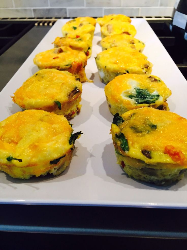 Egg cups, 21 Day Fix