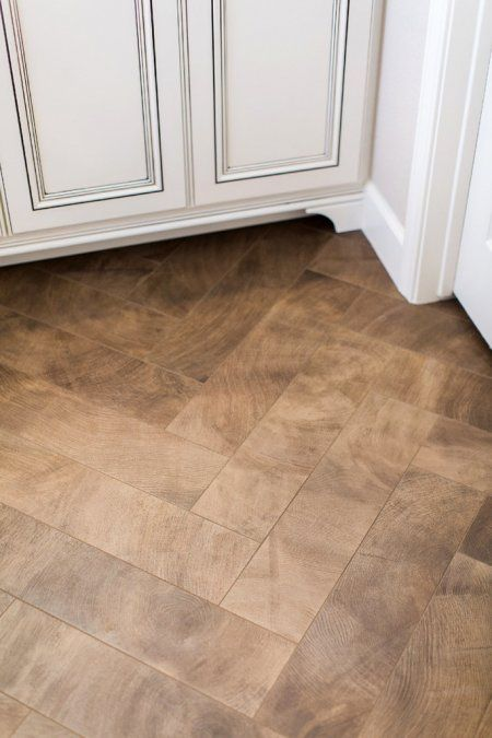 """Porcelain Wood Tile Love the look of hardwood floors but don't have time to maintain them? Lucky for you, the hottest trend in flooring is porcelain wood tiles.  """"It's tile that looks nearly identical to wood, but it can get wet without damage, doesn't need to be polished, and doesn't expand with the climate,"""" says Nicole J. Colin, lead designer for Chi Renovation & Design in Skokie, Illinois. """"It's a win-win for homeowners."""""""