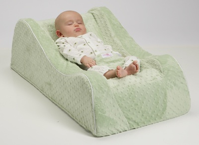 Nap Nanny | Infant Recliner Designed to Increase Infant Comfort