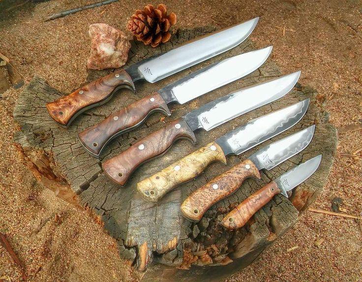 Dark Timber Custom Knives