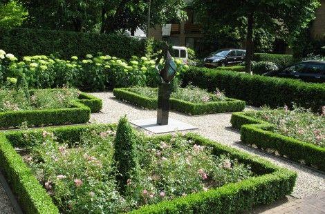 Engelse tuin vrijstaande woning