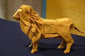 Výsledok vyhľadávania obrázkov pre dopyt origami lion