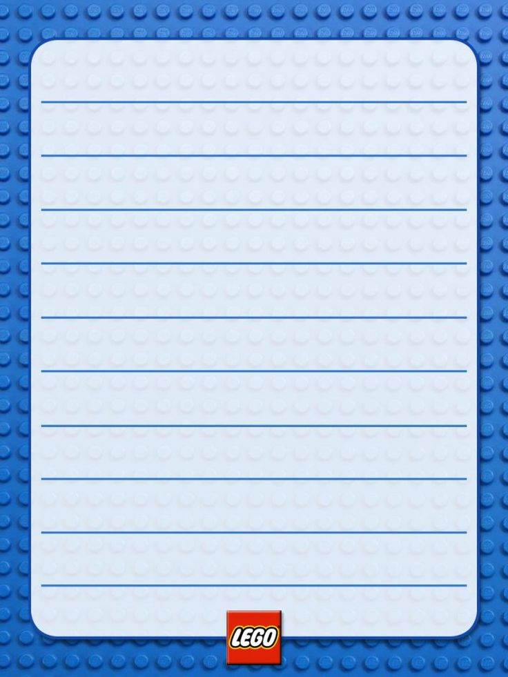 Journal Card - Lego - Blue Base Board - rounded corners - lines - 3x4 photo pz_DIS_881b_BLUE_Lego_baseboard_roundedcorners_lines_3x4.jpg