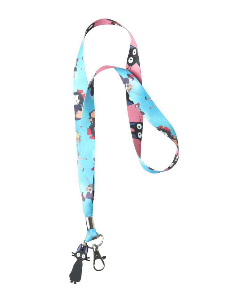 Kiki's Delivery Service Lanyard | Hot Topic