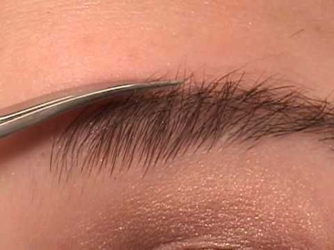 """""""I've watched this great video like, 3 years ago, and I've used her tips to groom and shape my eyebrows ever since!"""" -need to check it out!"""