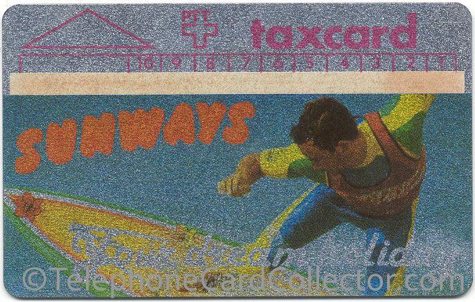 Landis and Gyr Switzerland taxcard Democard.