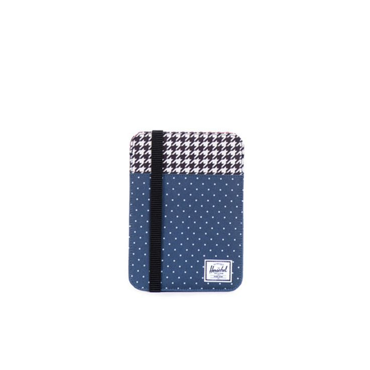 Porta Tablet Herschel Cypress Sleeve For IPad Mini Classics Blu Pois