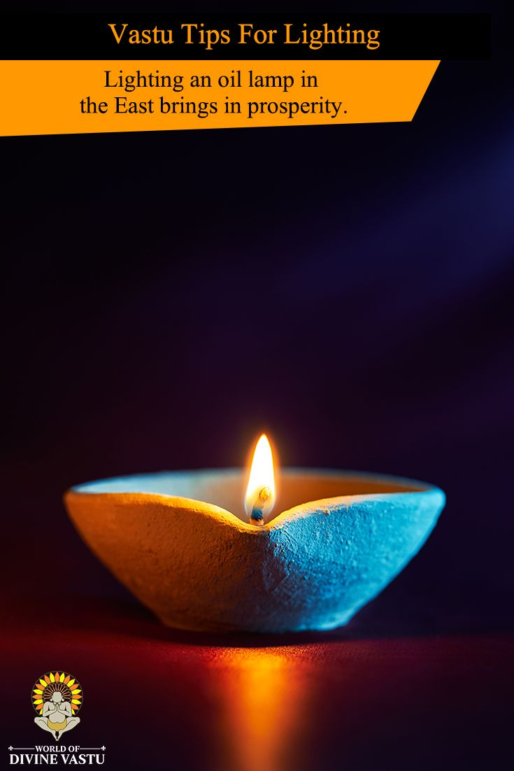 An Oil Lamp In The House Wards Off All Negative Energies VastuShastra VastuTips