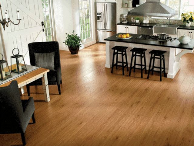 The Pros and Cons Of Natural Bamboo Flooring Kitchen | Most Elegant Homes