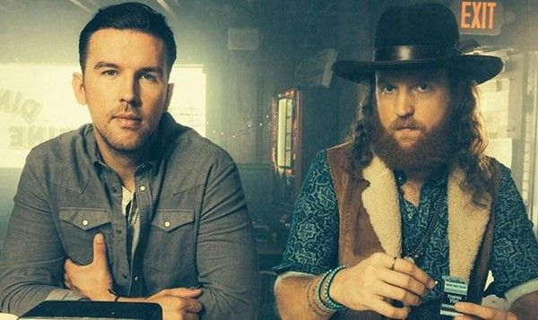 Brothers Osborne Have the Same Name, Just Flipped, Because There Was a Football Game On