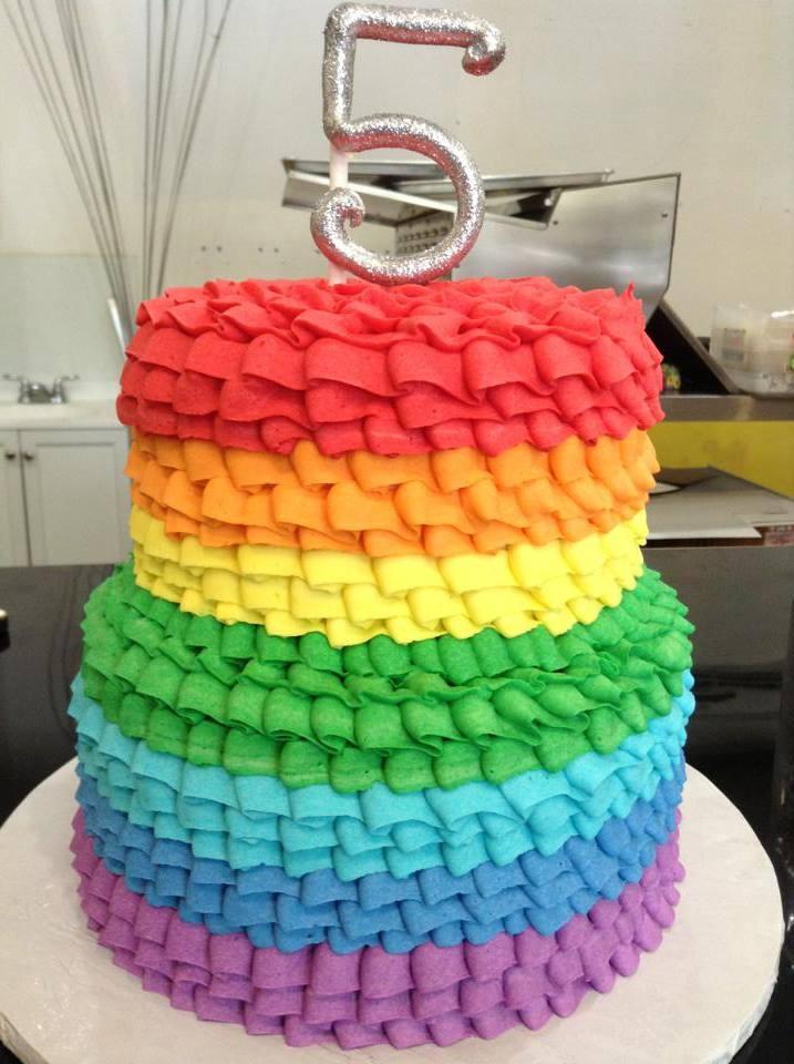 how to make a basic birthday cake