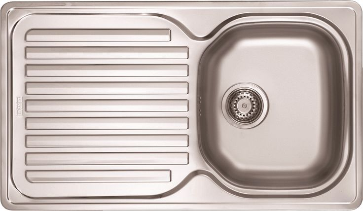 Franke Stainless Steel Elba Rev Eln 611 Kitchen Sink at lowest online prices (checked daily).