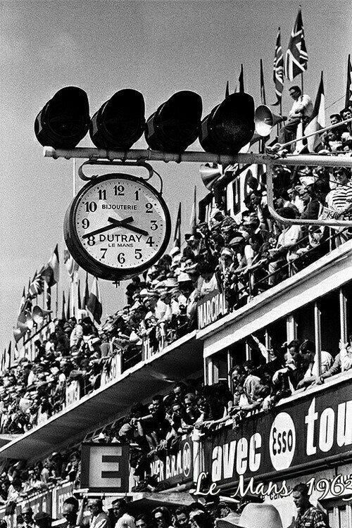 Le Mans 24h Race 1964