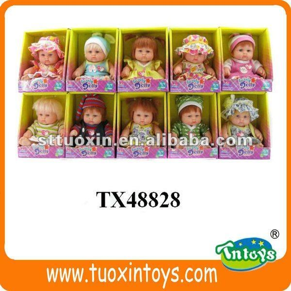 silicone reborn baby dolls for sale (with IC)