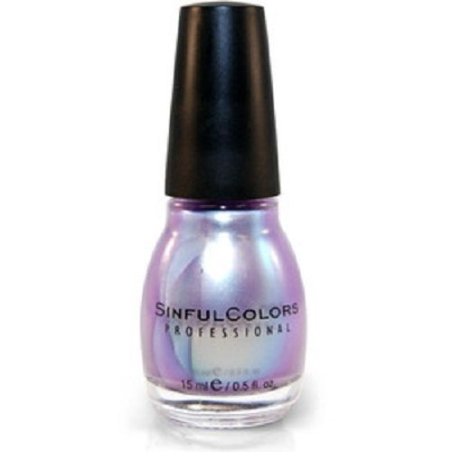 SINFUL COLORS NAIL POLISH - LET ME GO #322 - BEAUTIFUL DUOCHROME - NEW #SINFULCOLORS
