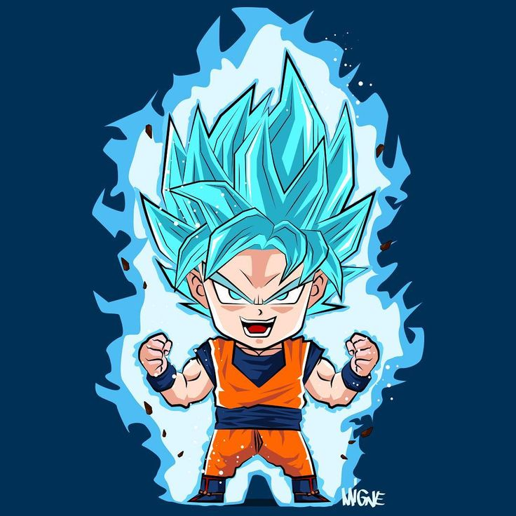 Chibi goku - Visit now for 3D Dragon Ball Z compression shirts now on sale! #dragonball #dbz #dragonballsuper