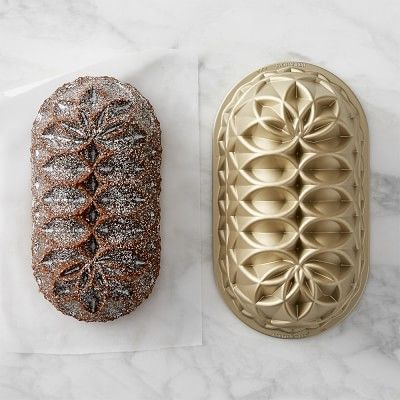 Nordic Ware Jubilee Loaf Pan #williamssonoma