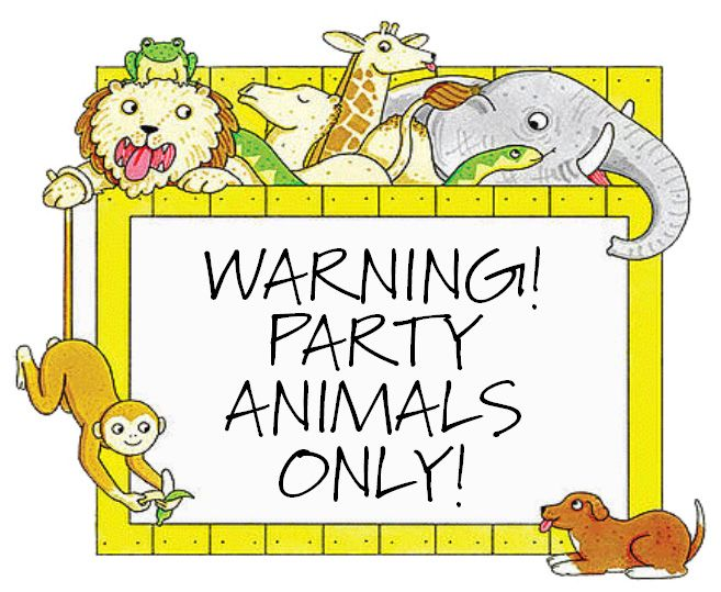Dear Zoo Door sign for party by Babazoo Parties - to order printable version email jackie@babazoo.co.za